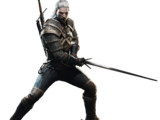 Geralt of Rivia (Video Games)