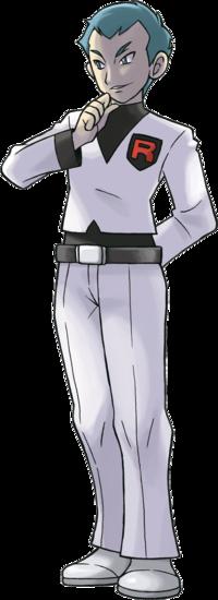HeartGold SoulSilver Archer