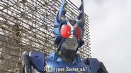 Kamen Rider Gatack Hyper Form-0
