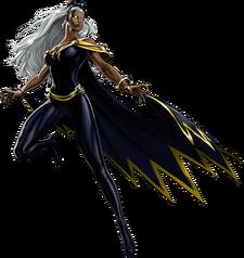 Ororo Munroe (Earth-12131) 001