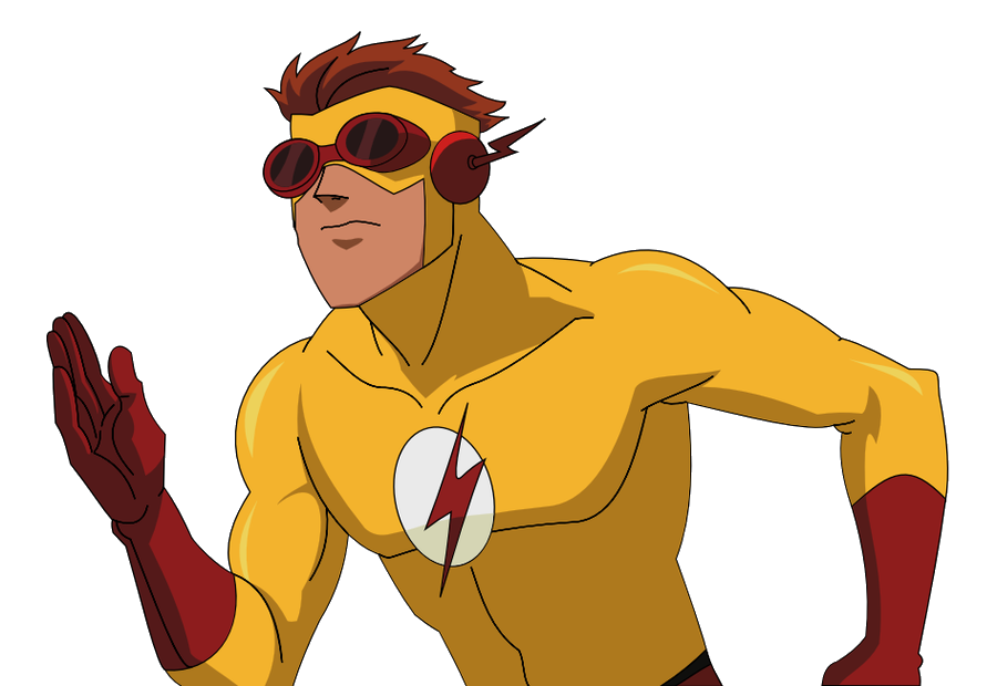 Wally West Young Justice