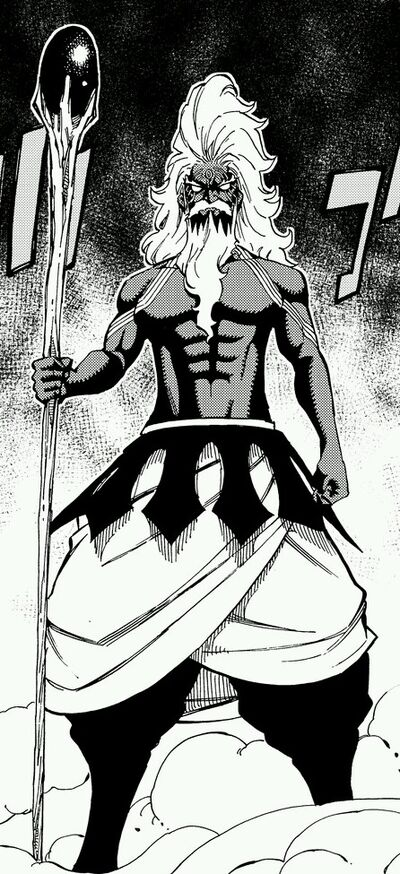August (Fairy Tail)