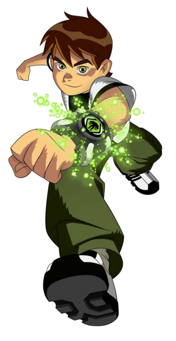 Ben 10 Original Series Render