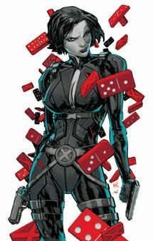 Domino (Marvel Comics)