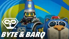 FighterByte&Barq