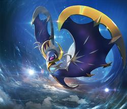 Lunala Pokemon TCG Sun & Moon