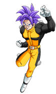 Male Earthling custom character xenoverse