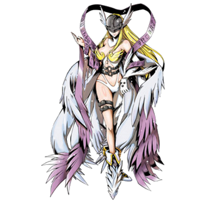 Angewomon crusader