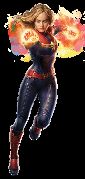 Captain Marvel (Earth-1600)