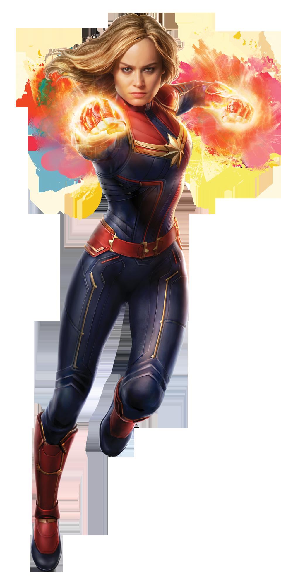 Captain Marvel Wiki