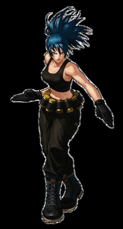 Leona-kofXIII