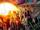 Crimson Azoth/Ultron Bots explode - Marvel Comics