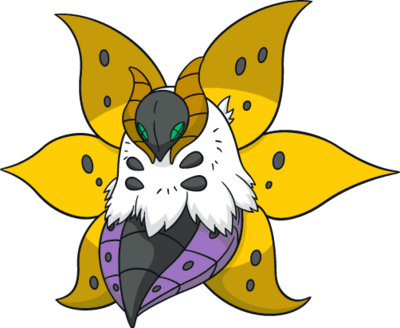 Shiny volcarona global link art by trainerparshen-d71jn95