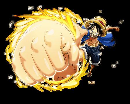 Gear 3rd Luffy