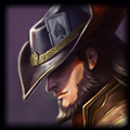 Twisted fate square
