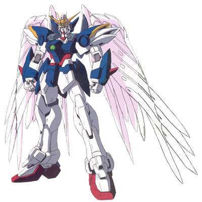 Wing Gundam Zero CustomW0Render