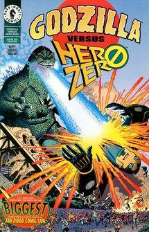 Godzilla versus Hero Zero
