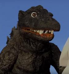 Godzilla-san