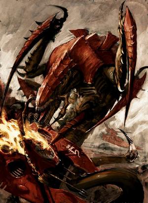 Tyranid Trygon