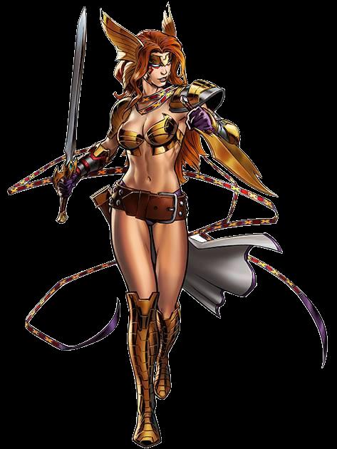Angela Marvel New Costume