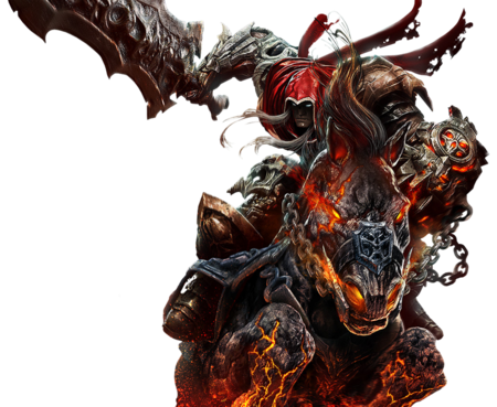 Darksiders wrath of war by sigresource-d3ex8ob