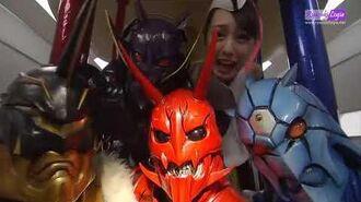 Kamen Rider Den O Henshin Form and Finisher
