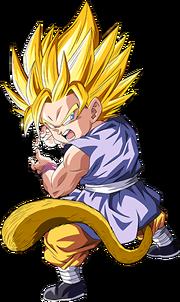SSJ2 GT Goku