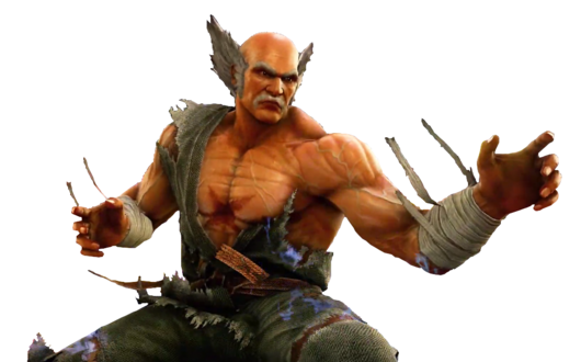 Ascended Heihachi