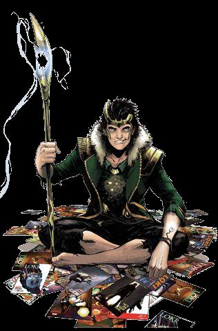 Loki - God of Stories