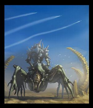 Tyranid Dominatrix