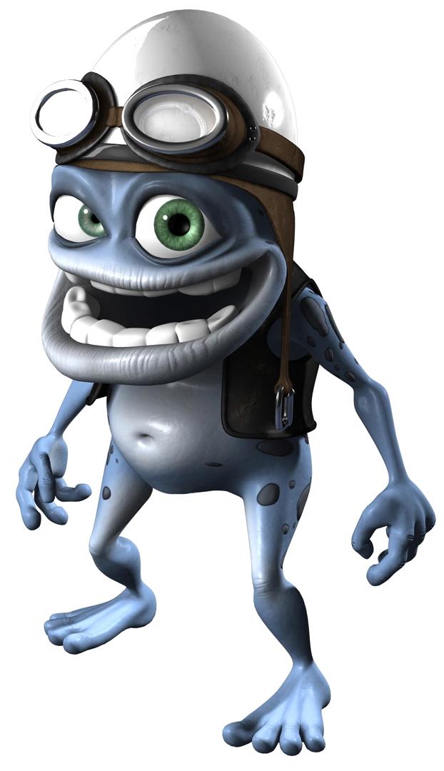 Resultado de imagem para crazy frog