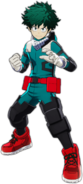 Deku One's Justice