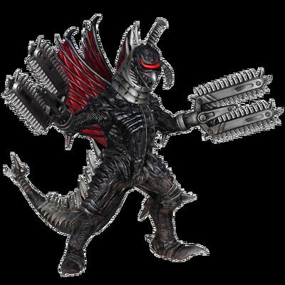 Godzilla the video game gigan by sonichedgehog2-d8bjztd