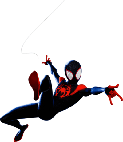 Into the spider verse miles morales 1 png by captain kingsman16 dcv26yt-pre