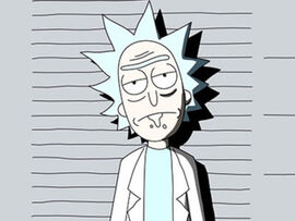 Rick in jail