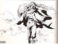The Traveler (The Legend of Zelda Majora's Mask)