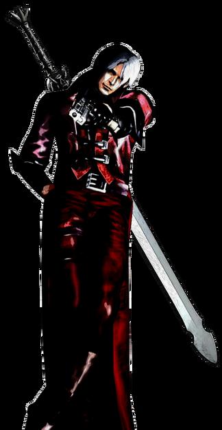 DMC1 Rebellion Dante