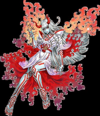 Devil Kazumi Render by SF