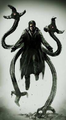 Doctor Octopus (Raimi Spider-Man Trilogy)