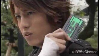 Kamen Rider Zeronos All Henshin Form