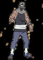 Kakuzu render 2 by vdb1000-d5qwa2y