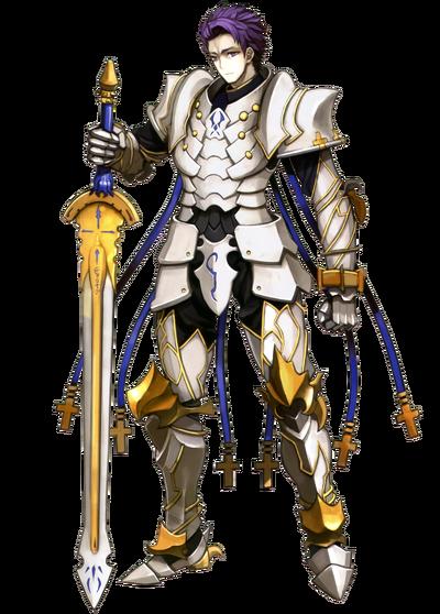 Lancelot Saber FGO