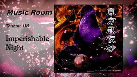 Track 12 - Lunatic Eyes ~ Invisible Full Moon Touhou 08 Imperishable Night