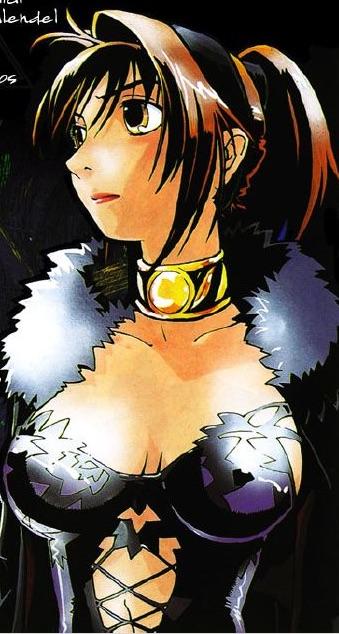 Koudelka Iasant Manga