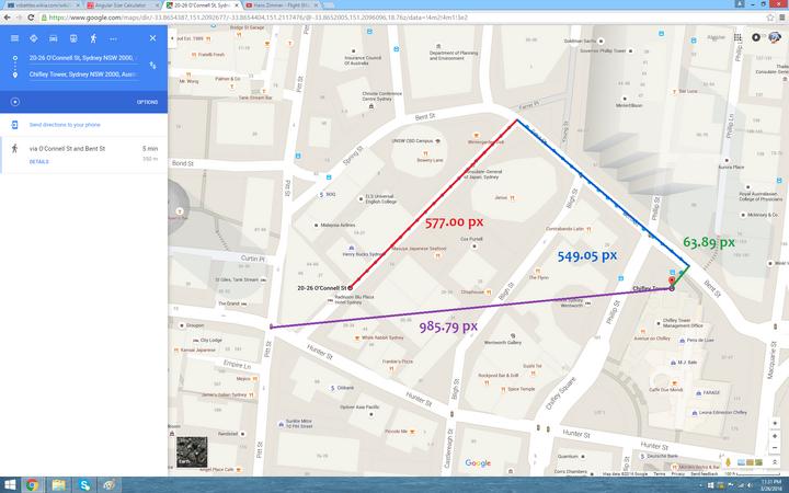 Matrix Maps 3