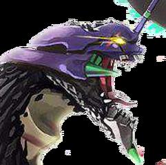 Eva-01 Godzilla Form