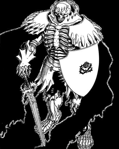 Skull Knight Berserk