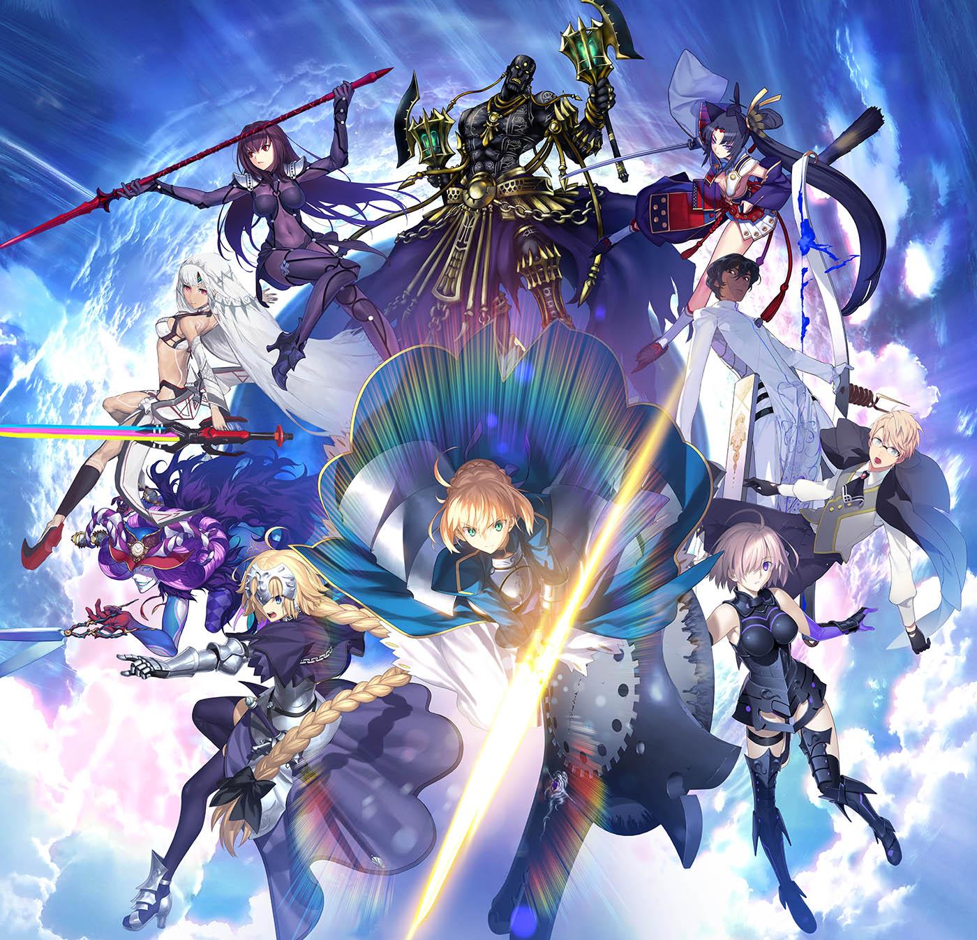 Fate/Grand Order | VS Battles Wiki | FANDOM powered by Wikia