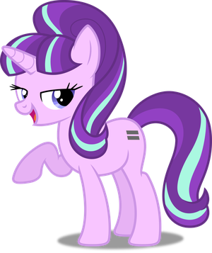 Vector 123 starlight glimmer 2 by dashiesparkle-d8lqq2t
