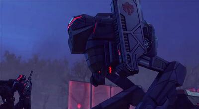 XCOM 2 Sectopod